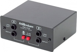 Stereo / double direct box Millenium DB-400
