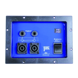 Eminence PX 250 - Low-pass Filter 250 Hz